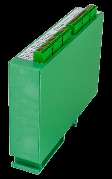 Relaiskoppler 10-30 V DC, im DIN-Schienengehäuse
