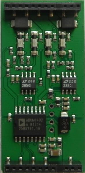Schnittstellenmodul M4-RS422iso