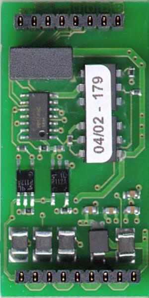 Schnittstellenmodul RS232-iso