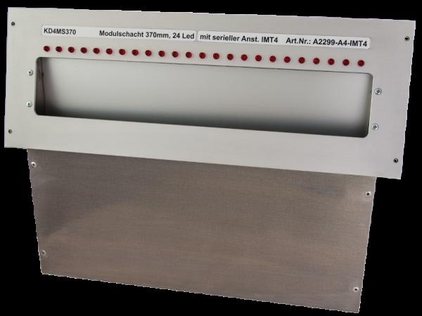 Laufkartendepot-Modul KD4 A4 IMT