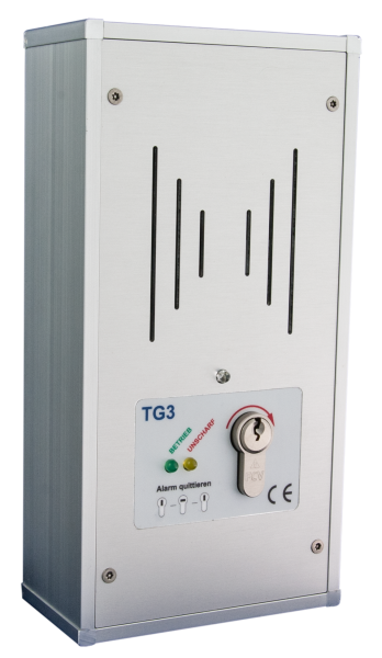 Tagalarmgerät TG3/E A2 - 230V AC - AP