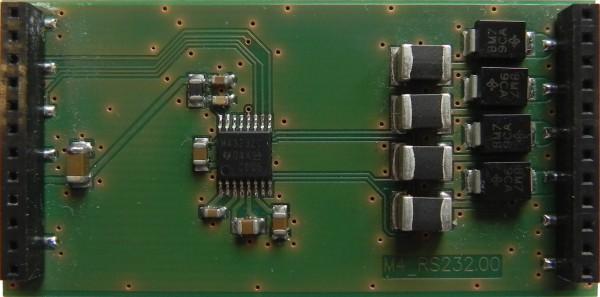 Schnittstellenmodul M4-RS232