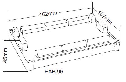 LED Ansteuerbaugruppe EAB 96