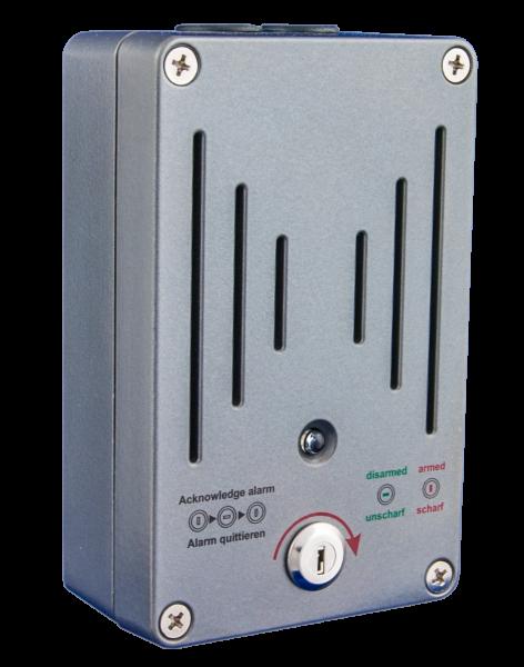 Tagalarmgerät TG1/R 24V/DC-RAL703