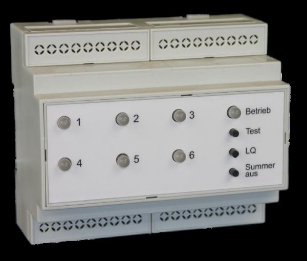 STM 106A3 Störmeldezentrale - 230V AC / 24V AC/DC