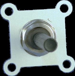 Montageadapter für Mosaikgitter PTU010