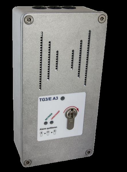 Tagalarmgerät TG3/E - 230V - a.P.