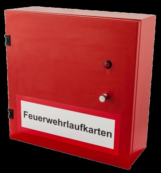 Elektromechanische Öffnung 24 V für das Laufkartensystem KD 10