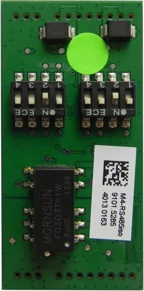 Schnittstellenmodul M4-RS485iso