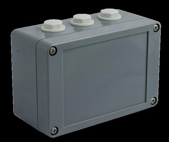 Montagegehäuse für zwei Module IP54