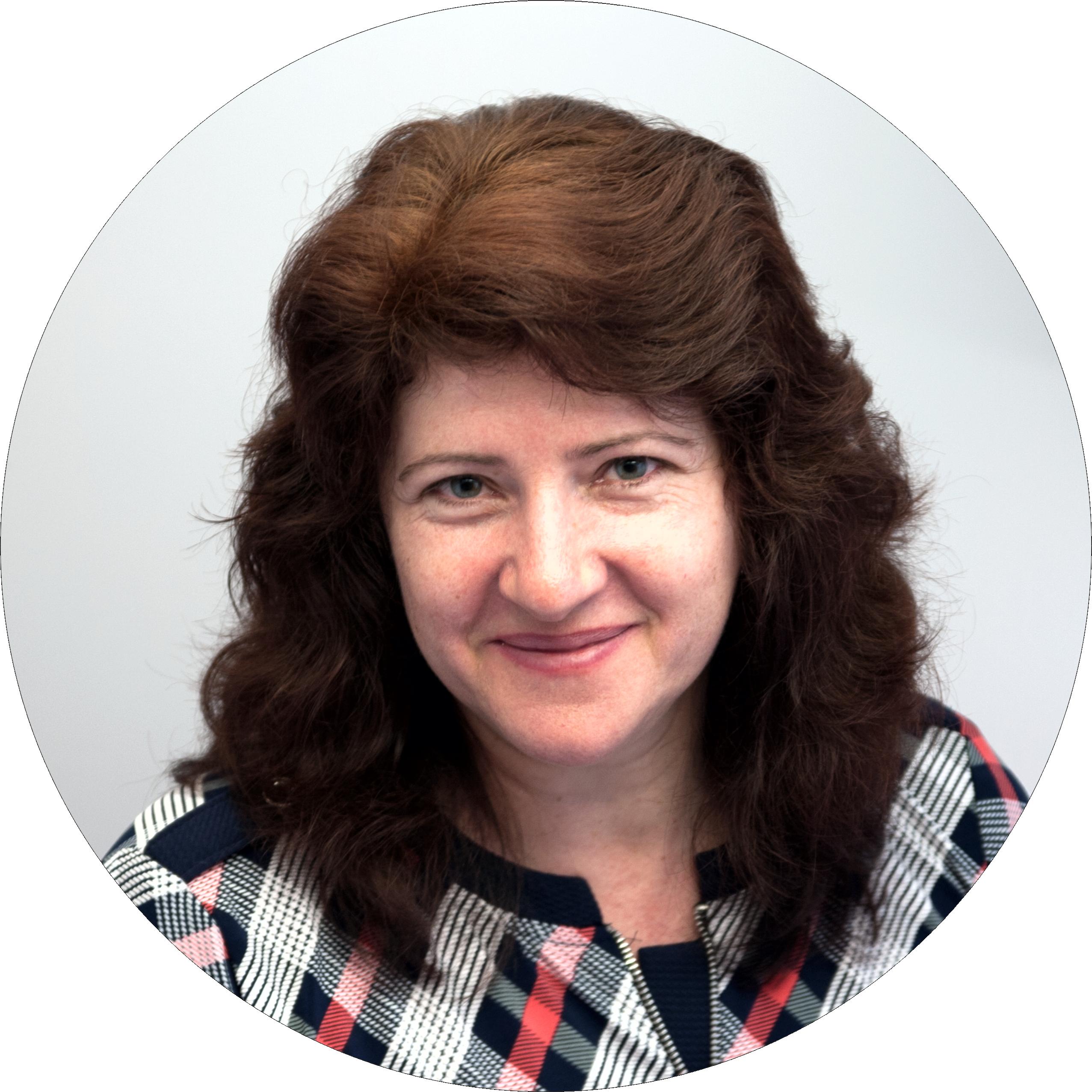 Irena Schnal - Projektbetreuung