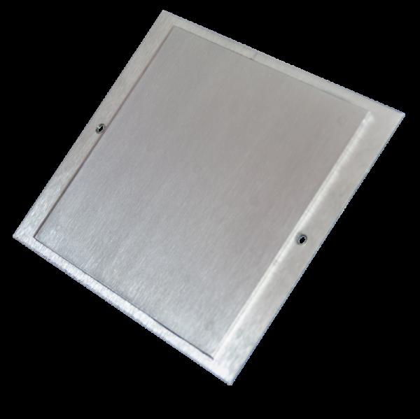 Blindplatte V2A Geräteeinbauplatz KD7 Ersatzteil