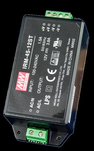 Netzgerät 24 Volt DC 1,9 A (voll gekapselt Isoliergehäuse)