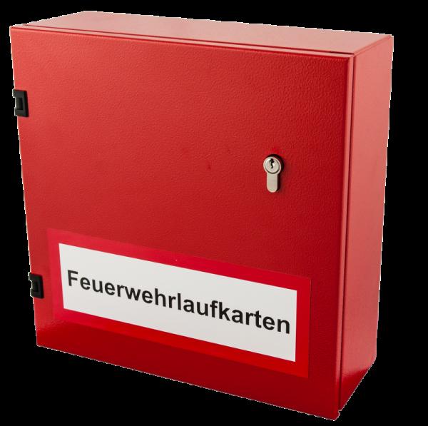 Feuerwehrlaufkartendepot KD10-A4
