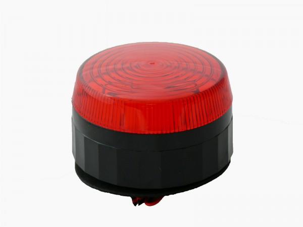 Blitzleuchte für EdelstahlSäule K1-K8 rot