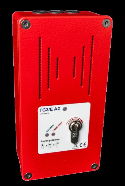 Tagalarmgerät TG3/P - 24V/DC - a.P. - RAL 3000