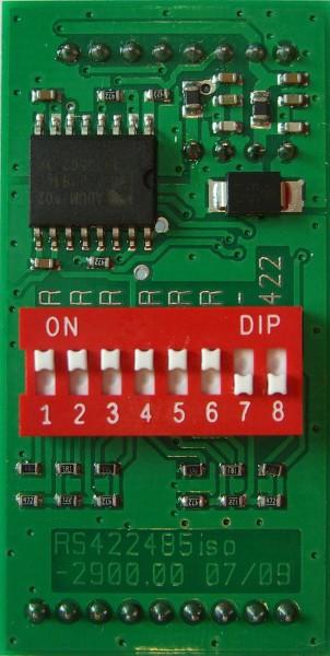 Schnittstellenmodul RS485-iso