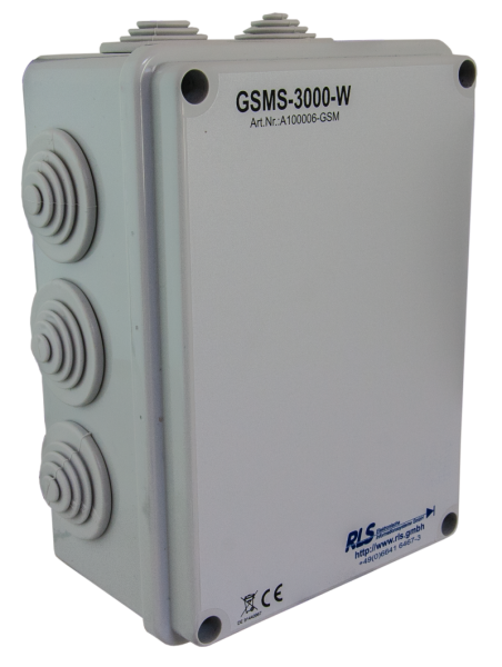 Wählgerät GSM-3000-W