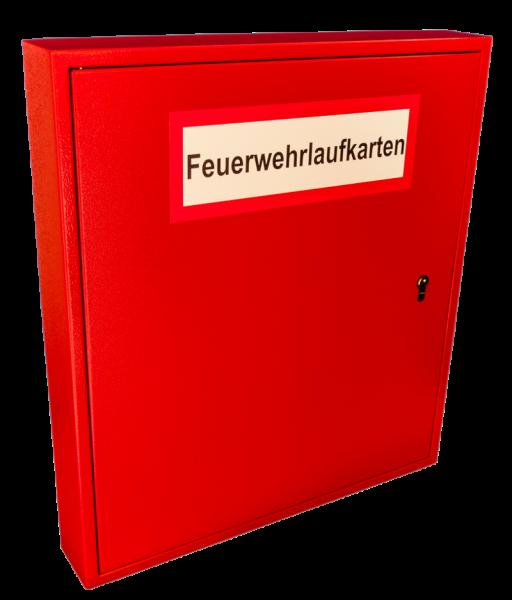 LK Depot Anreihgehäuse KD7-80 für A4 Laufkarten