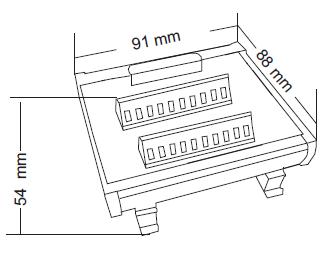 Anschlußtechnik Modul ANT 4