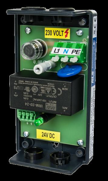 Netzgerät in Wandgehäuse 24V/DC 0,9A NG 20 W1