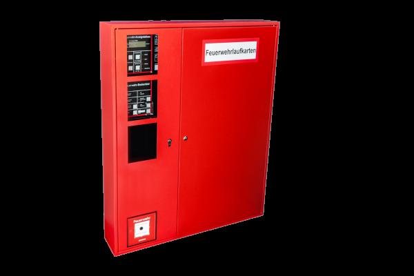 Feuerwehrinfocenter KD7-130XL für DIN A4 LK