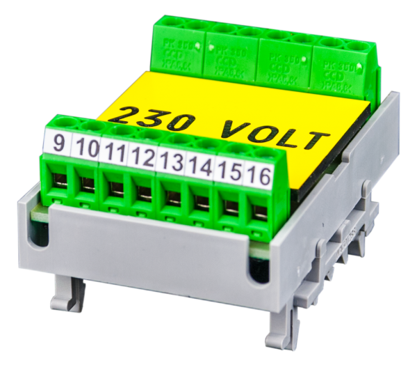 Lampentestmodul P1 - Ausführung 230V AC