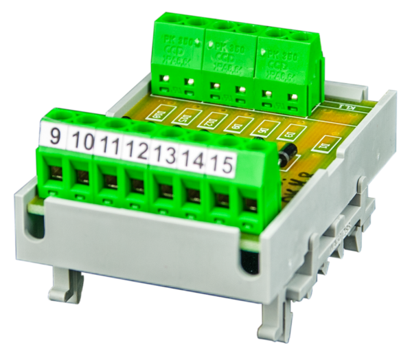 Lampentestmodul P1 - Ausführung bis 42V AC