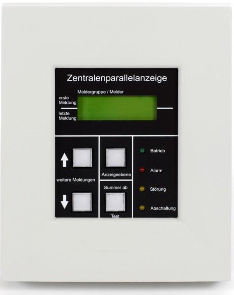 ZPA-Gehäuse RAL 7035