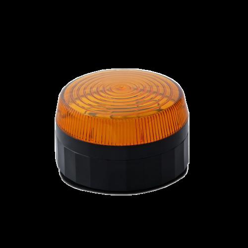 Blitzleuchte für EdelstahlSäule K1-K8 orange