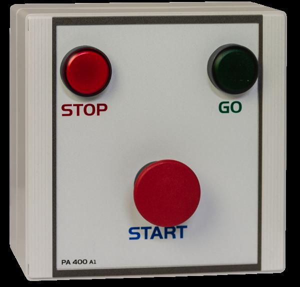 PA 400 A1 Personalauslosungsgerät in Kunststoffgehäuse