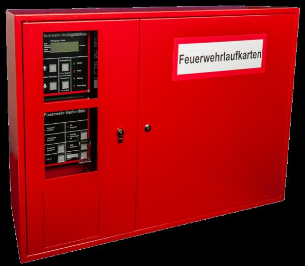 Feuerwehrinfocenter KD7-210 DIN A4 Leergehäuse