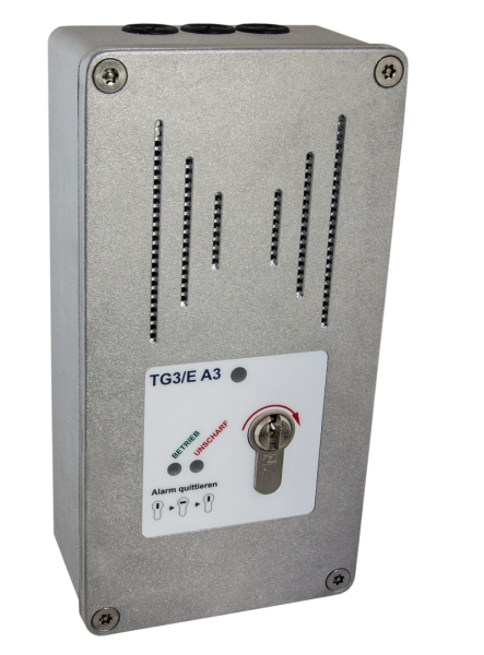 Tagalarmgerät TG3/P - 12V/DC - a.P. - AN