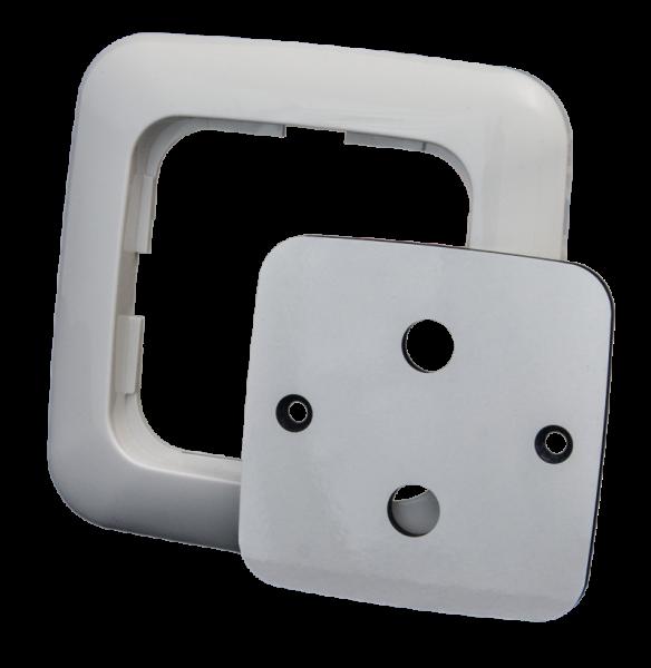 Rahmen und Schriftträger-2 LED für PT1