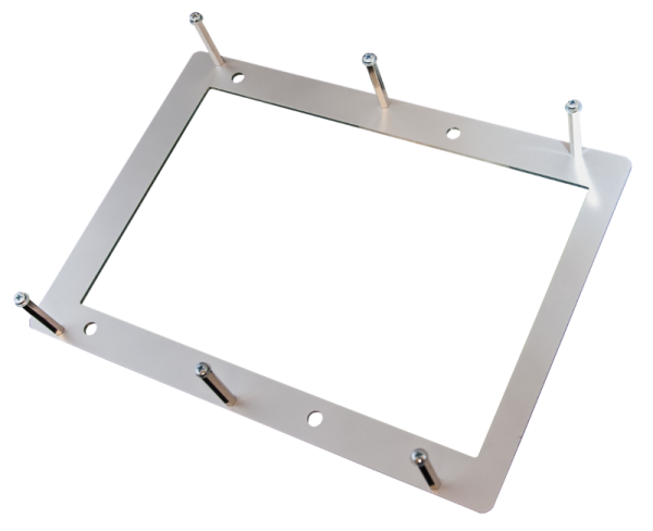Einbauadapter für MMI-FAT (Hekatron Integral)